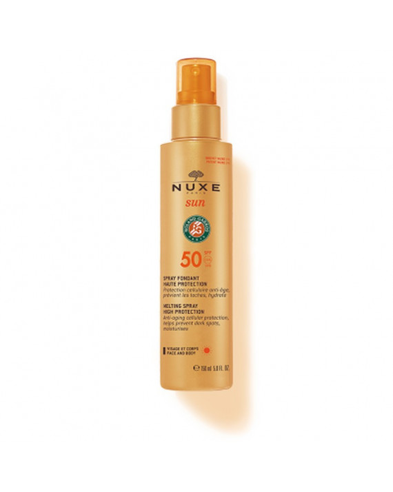 NUXE SUN SPRAY FACIAL CORPORAL SPF 50 150 ML