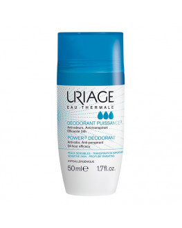 URIAGE ANTITRANSPIRANTE TRIACTIVO ROLL ON 50 ML