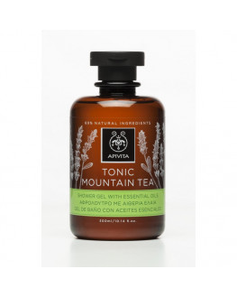 APIVITA TONIC MOUNTAIN GEL DE BAÑO 250 ML