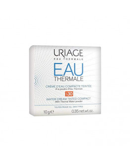 URIAGE AGUA TERMAL COMPACTA CON COLOR SPF30 10GR