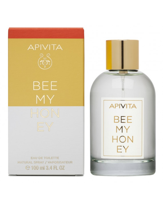 APIVITA BEE MY HONEY EAU DE TOILETTE 100 ML