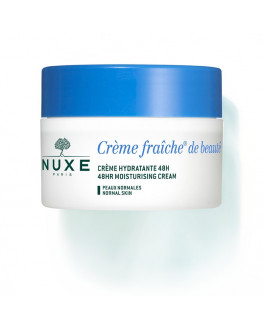 NUXE CREME FRAICHE 48H PIEL NORMAL TARRO 50 ML