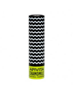 APIVITA LIP CARE LABIAL CAMOMILA SFP15 4,4 G