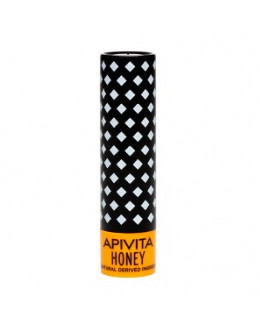 APIVITA LIP CARE LABIAL 100% MIEL 4,4 G